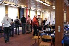 Ausstellung zum 25-jährigen Jubiläum 2009