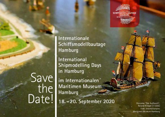 Internationale Schiffsmodellbautage Hamburg